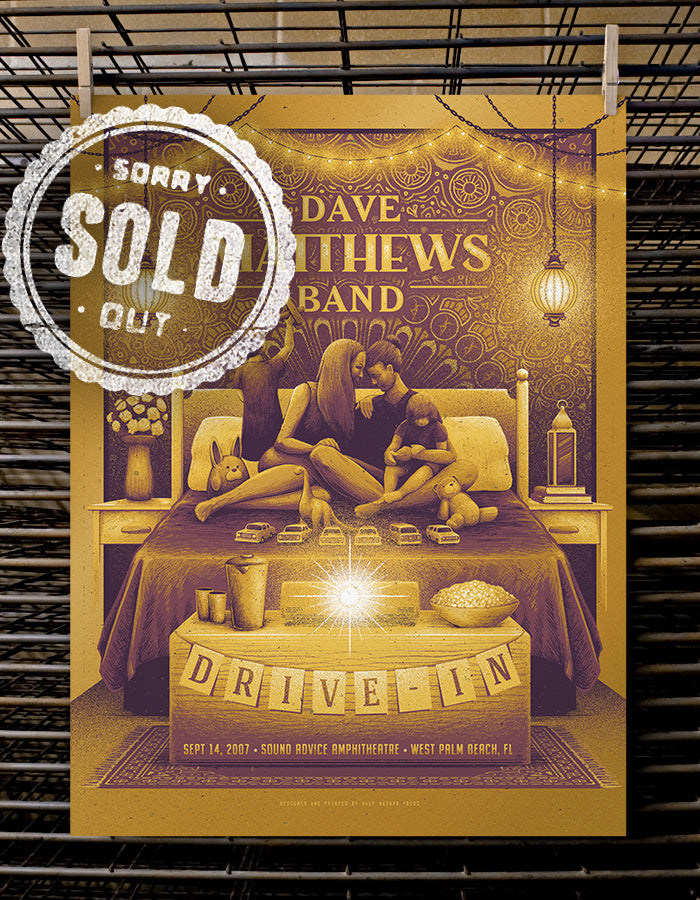 Dave Matthews Band | Drive-In - Gold Variant