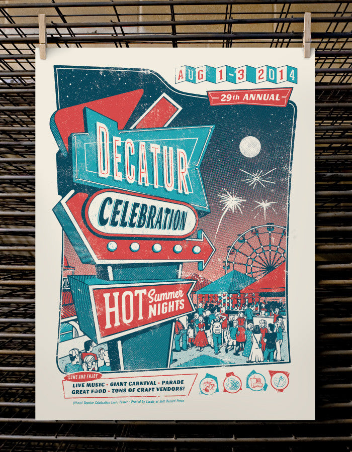 29th Annual Decatur Celebration 2014