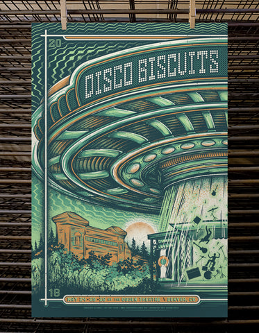 Disco Biscuits X Conscious Alliance | Denver