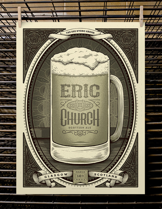 Eric Church | UK Tour - No.2