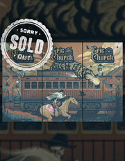 Eric Church | Grand Rapids - FOIL Set