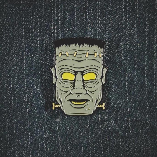 Hollow-Eyed Frank Pin