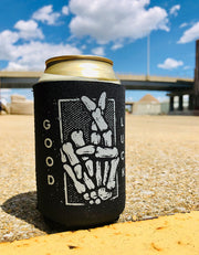 Good Luck Beer Sweater - Black