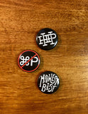 Hazard Crew Button Pack