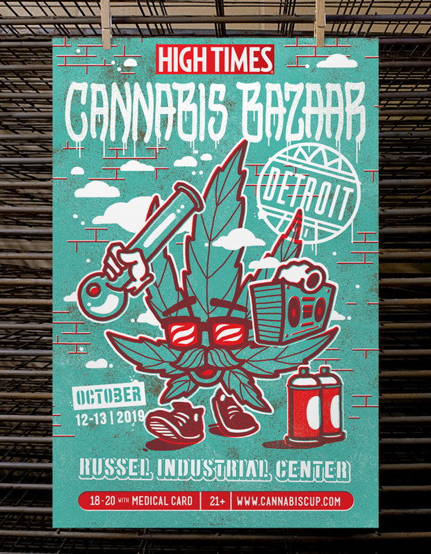 HighTimes Cannabis Bazaar | Detroit