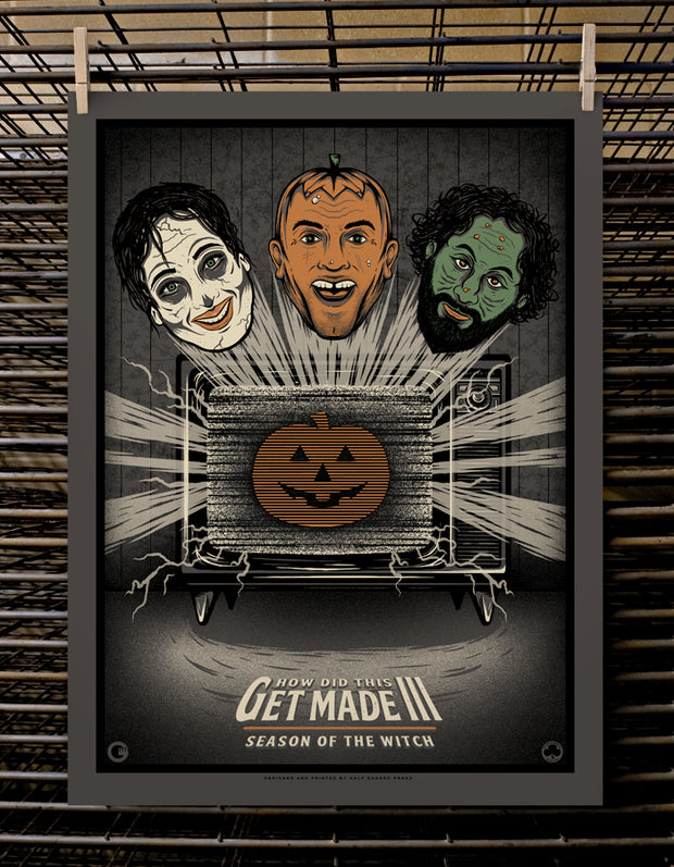 "Halloween III | ""Grab Your Masks Kids"""