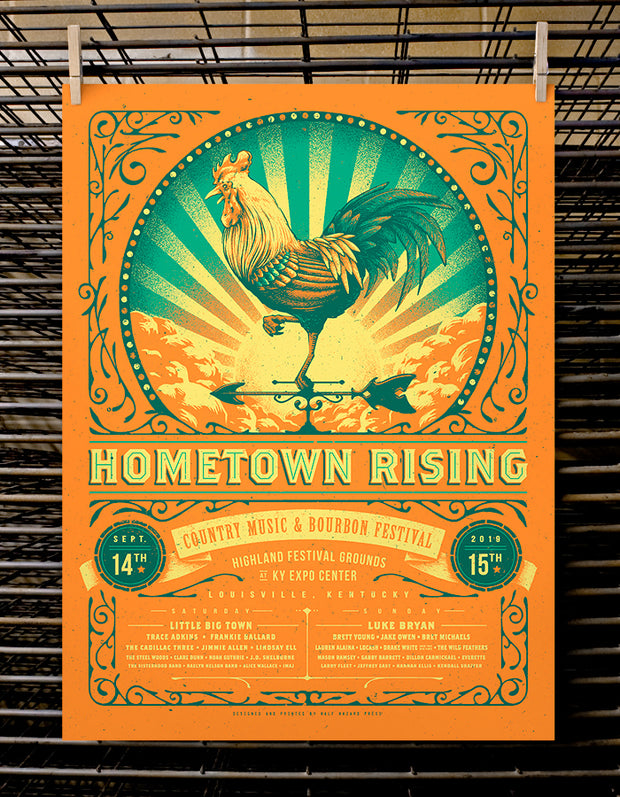Hometown Rising Music & Bourbon Festival