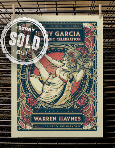 Jerry Garcia / Warren Haynes Symphonic Celebration