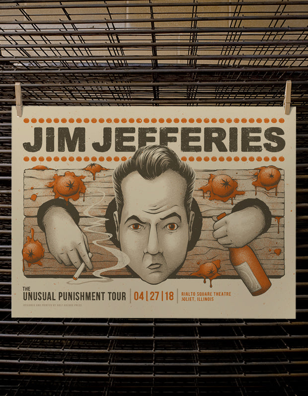 Jim Jefferies | Joliet, IL