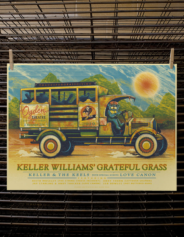 Keller Williams' Grateful Grass | Denver, CO