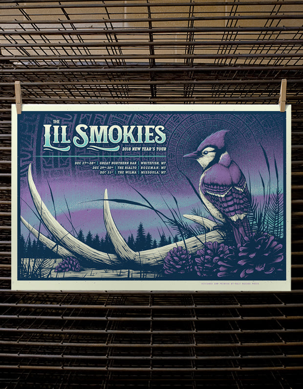 The Lil Smokies | NYE