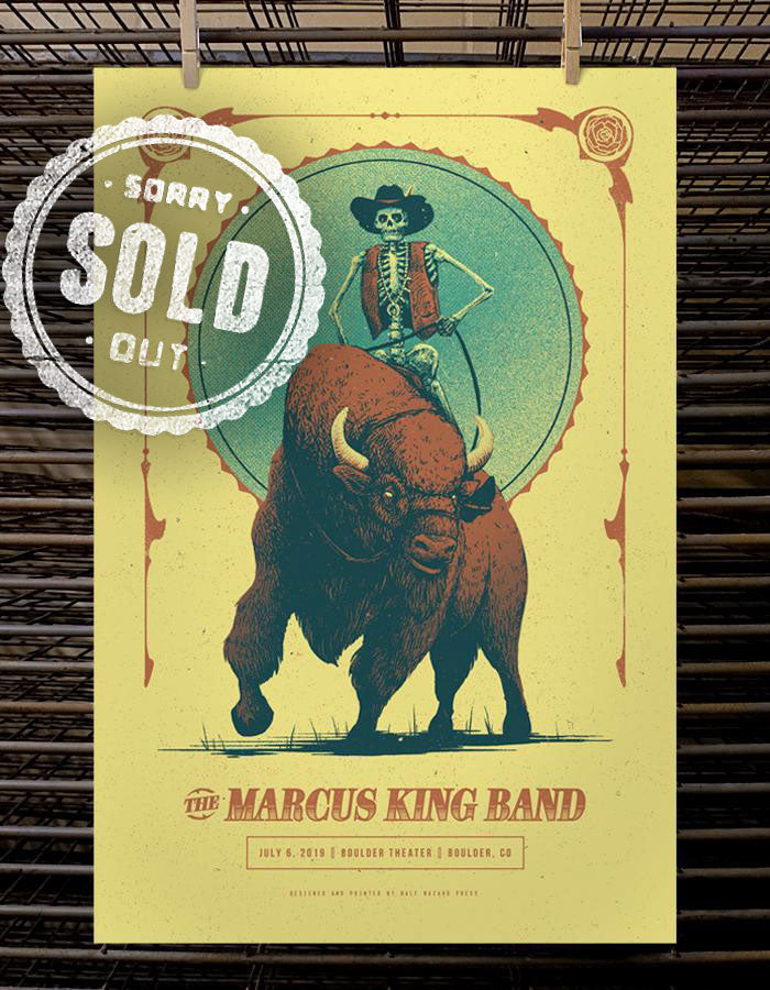 Marcus King Band | Boulder, Co