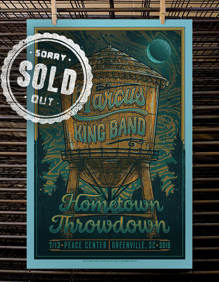 Marcus King Band | Greenville, SC