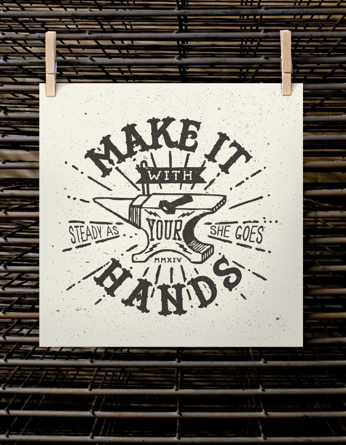 Make It With Your Hands