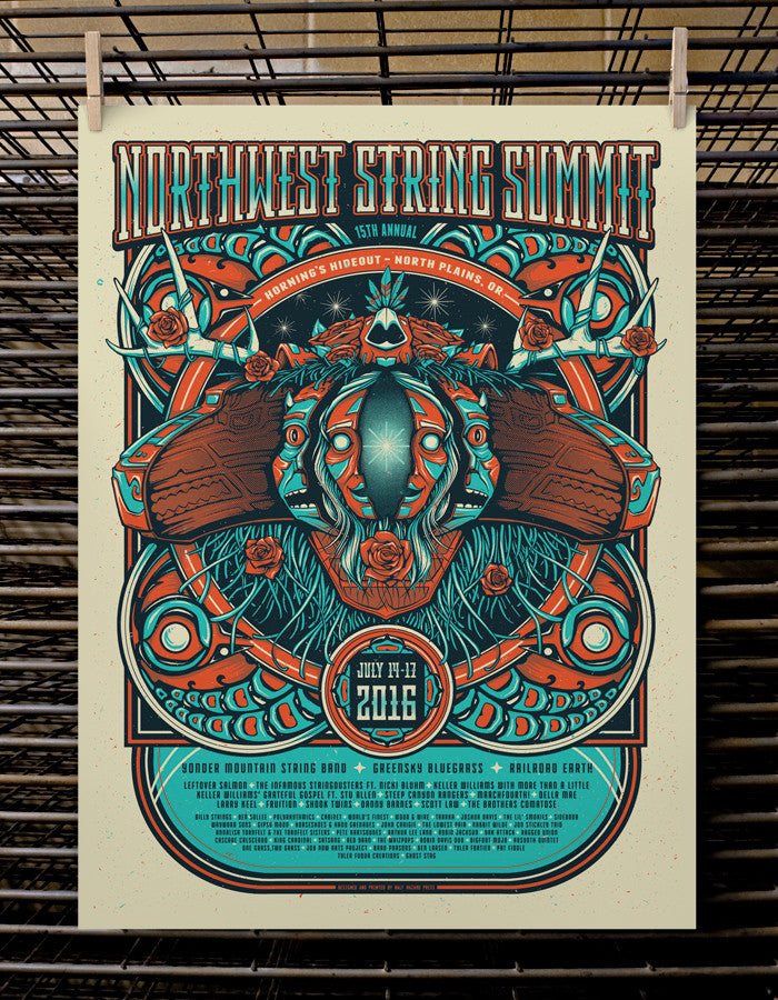 Northwest String Summit '16