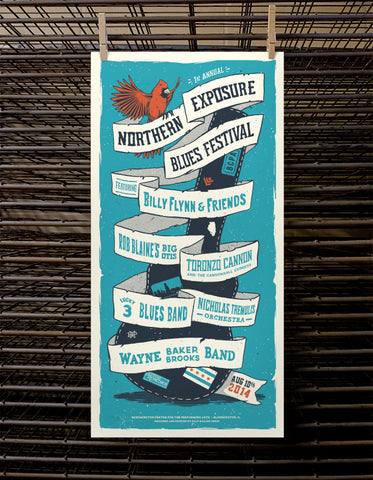 Northern Exposure Blues Festival