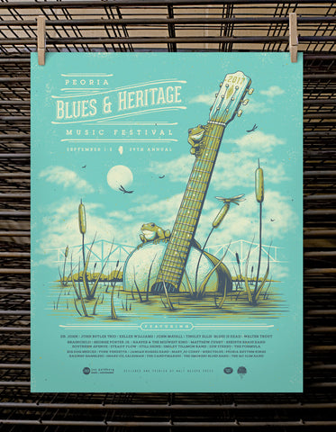 Blues & Heritage 2017