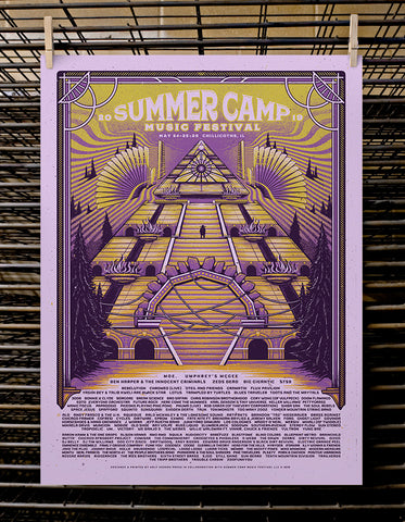 SCAMP Music Festival | VIP 2019 Grape Variant