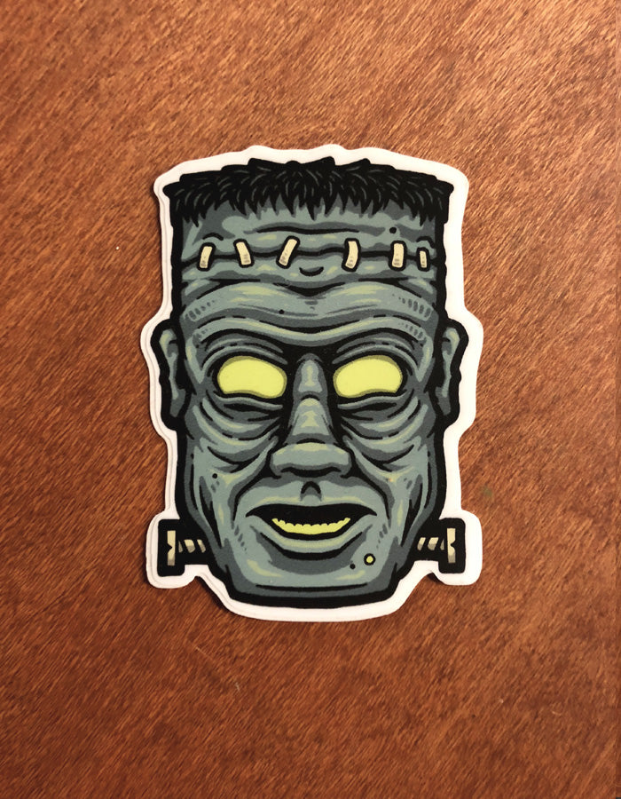 Frank | Hollow-Eyed Sticker