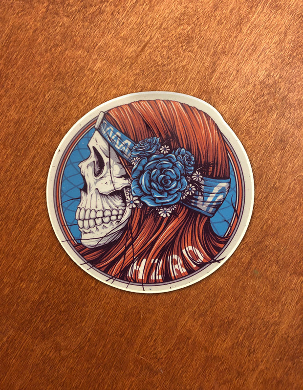 Mystic Gypsy Sticker