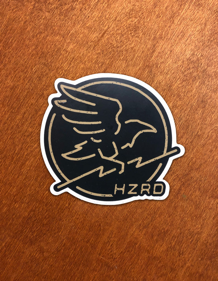 Clean Crow Sticker