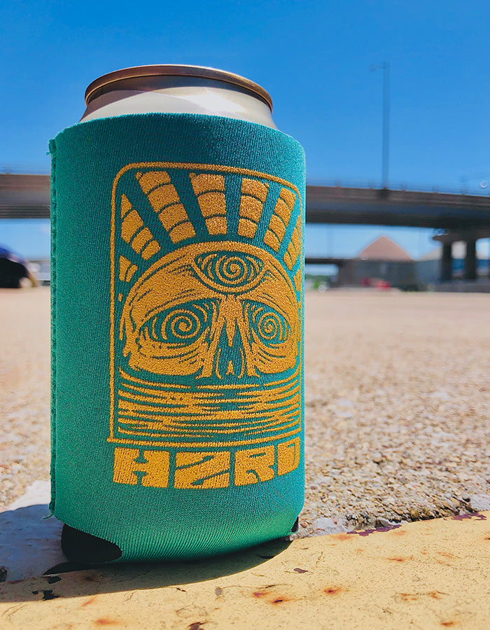 Sunken Beer Sweater - Teal