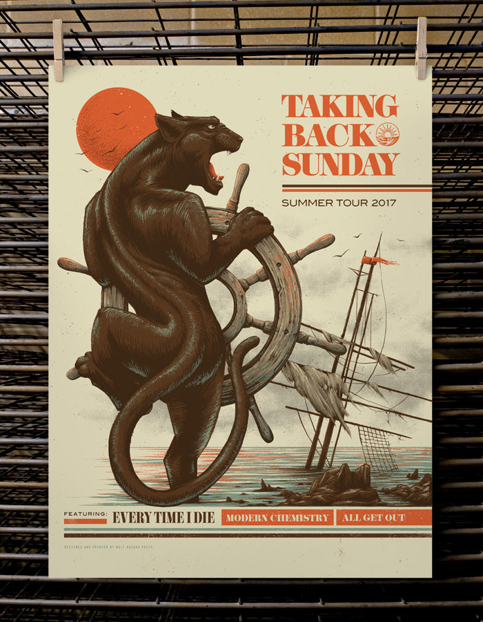Taking Back Sunday | Summer Tour '17