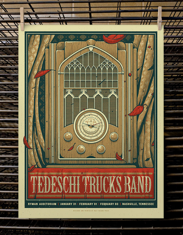 Tedeschi Trucks Band | Ryman, TN