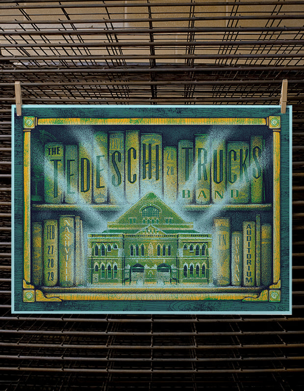 Tedeschi Trucks Band | Blue Variant