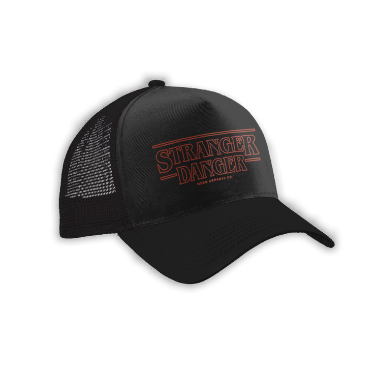 Danger Trucker - Black