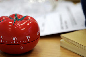 How to Get Through Your Daily To Do List with the Pomodoro Technique