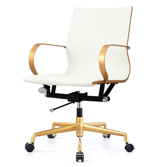 Meelano M360 Office Chair in Vegan Leather