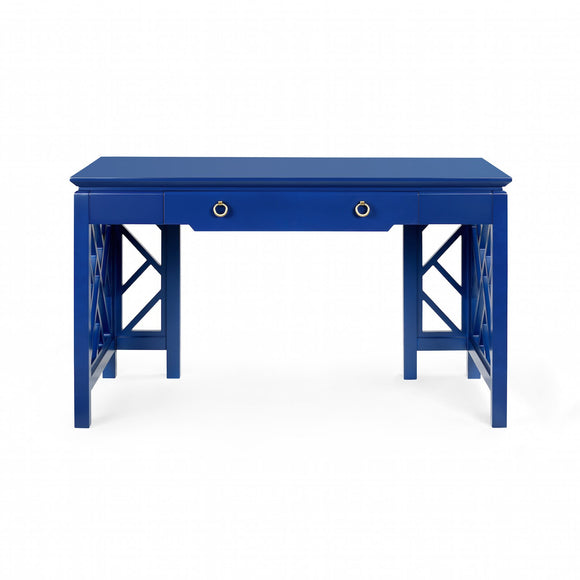 Bungalow 5 Bell Desk, Navy Blue