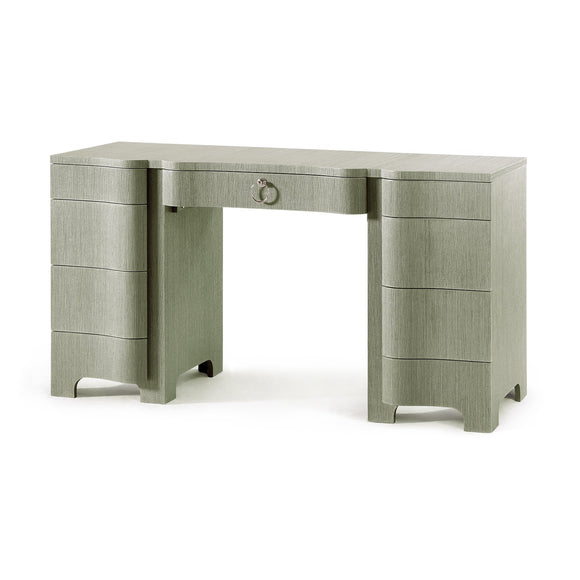 Bungalow 5 Bouquet Desk, Sage Green