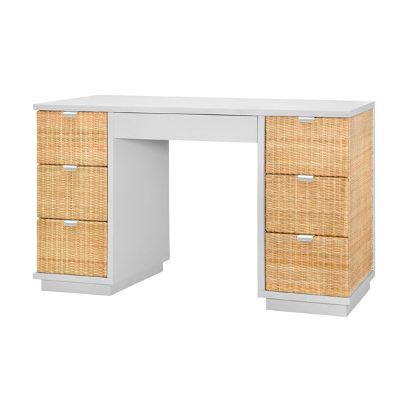 Bungalow 5 Cosmopolitan Desk, White