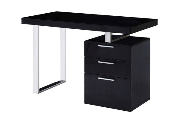 J&M Furniture Geneva Modern Office Desk