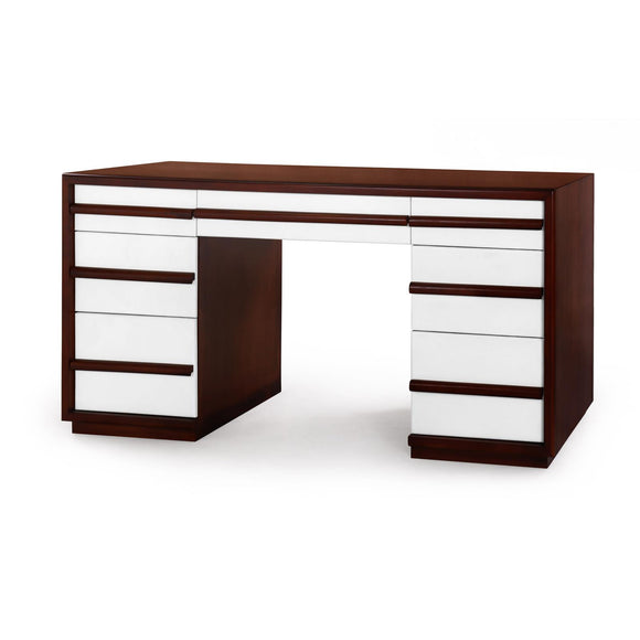 Bungalow 5 Montclair Desk, Off-White