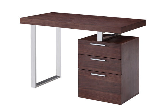 J&M Furniture Paris Modern Office Desk