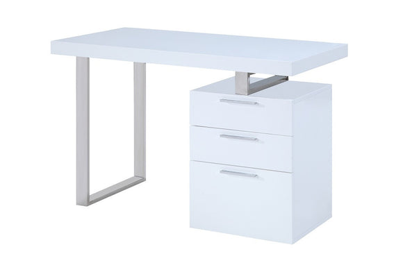 J&M Furniture Vienna Modern Office Desk