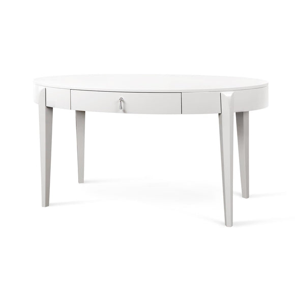 Bungalow 5 Brianna Desk, White