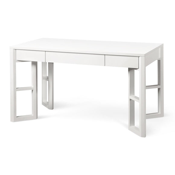 Bungalow 5 Langham Desk, White