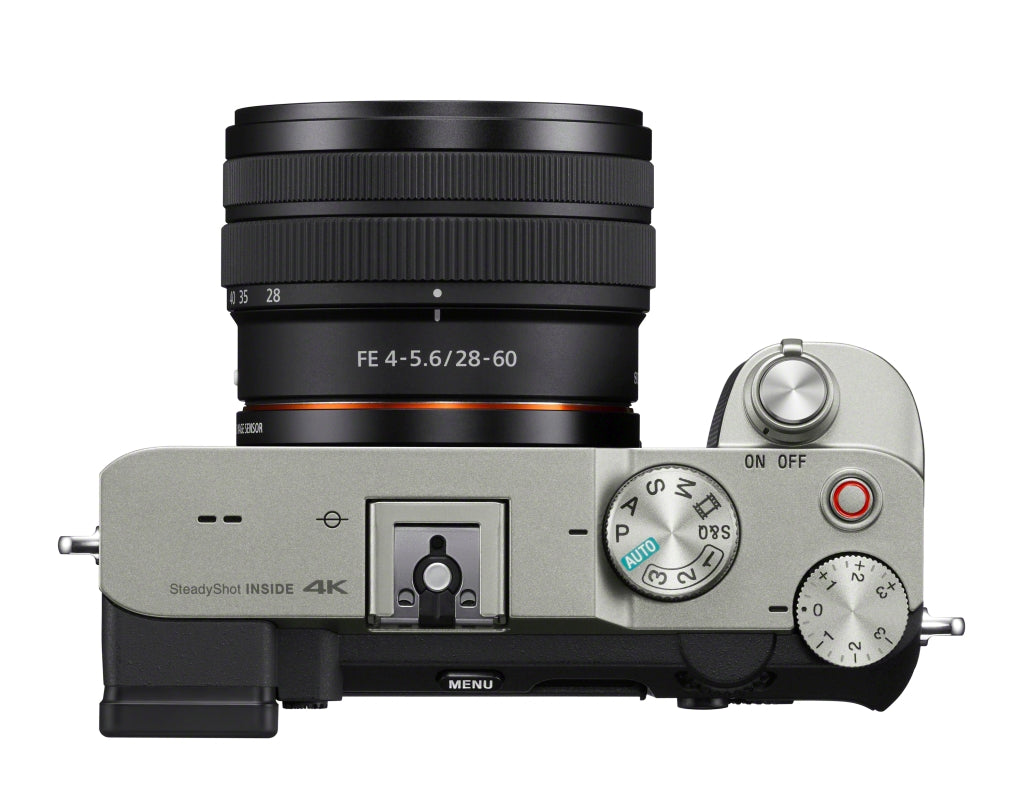 World Wide Release - Sony Alpha 7C - the smallest and lightest full frame camera with in-built stabilisation.