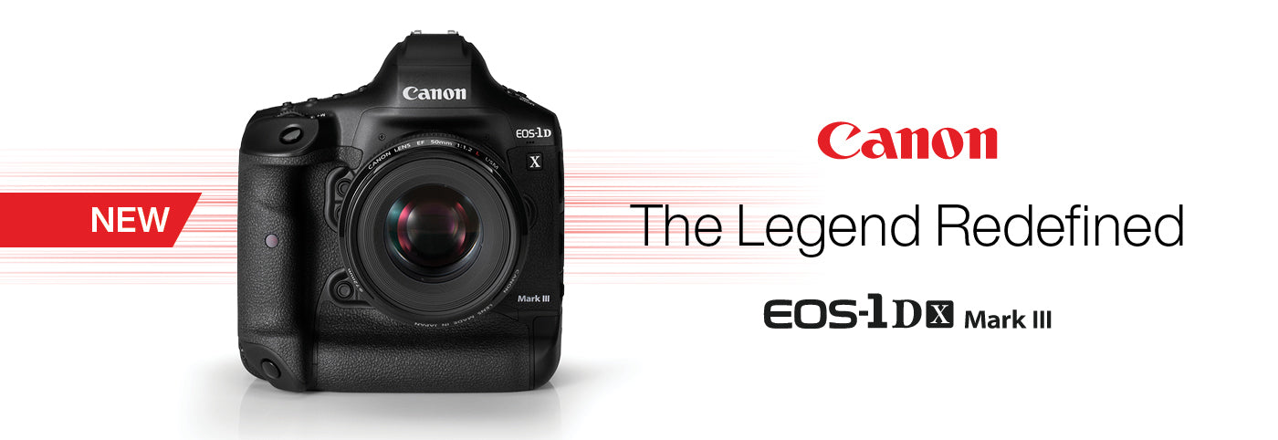Free Event: Insight into Canon's Latest Release — The EOS-1Dx Mark III