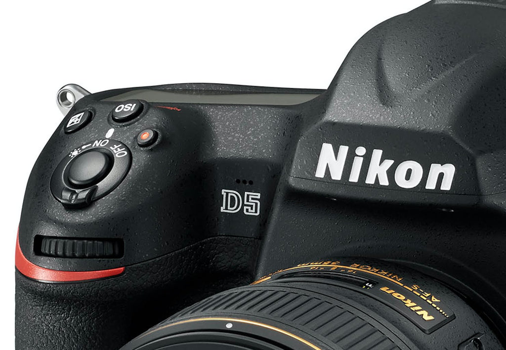 Nikon D5 firmware update released with 4 significant improvements including extending the 4k video recording limit