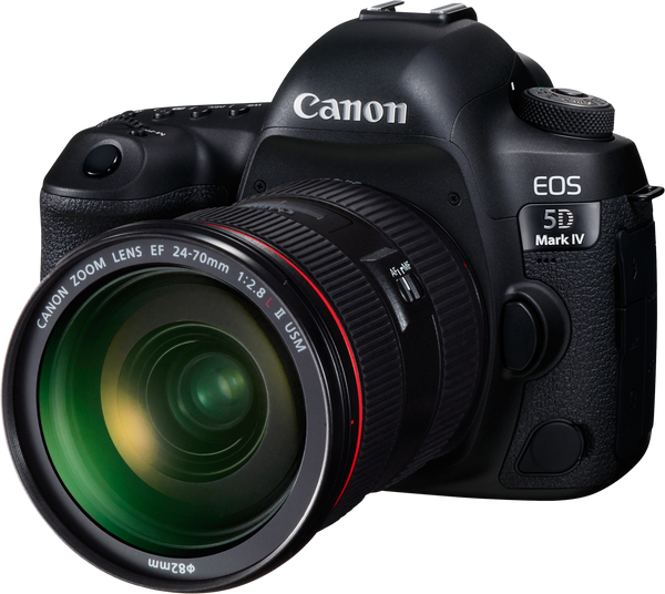 Canon EOS 5D Mark IV Released