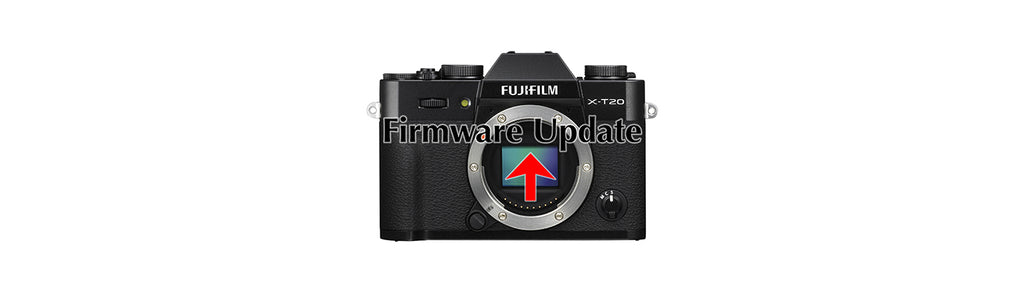 Fujifilm announces firmware updates for the XT-20, X-E3, X100F, X-H1, X-T2, X-Pro2 and the GFX 50S