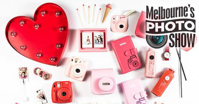 Fuji Instax Scrapbooking Workshops - Drop-In Sessions - 10am-3pm Sat. 19th November