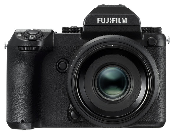 FujiFilm GFX 50S Medium Format Mirrorless Digital Camera Announced