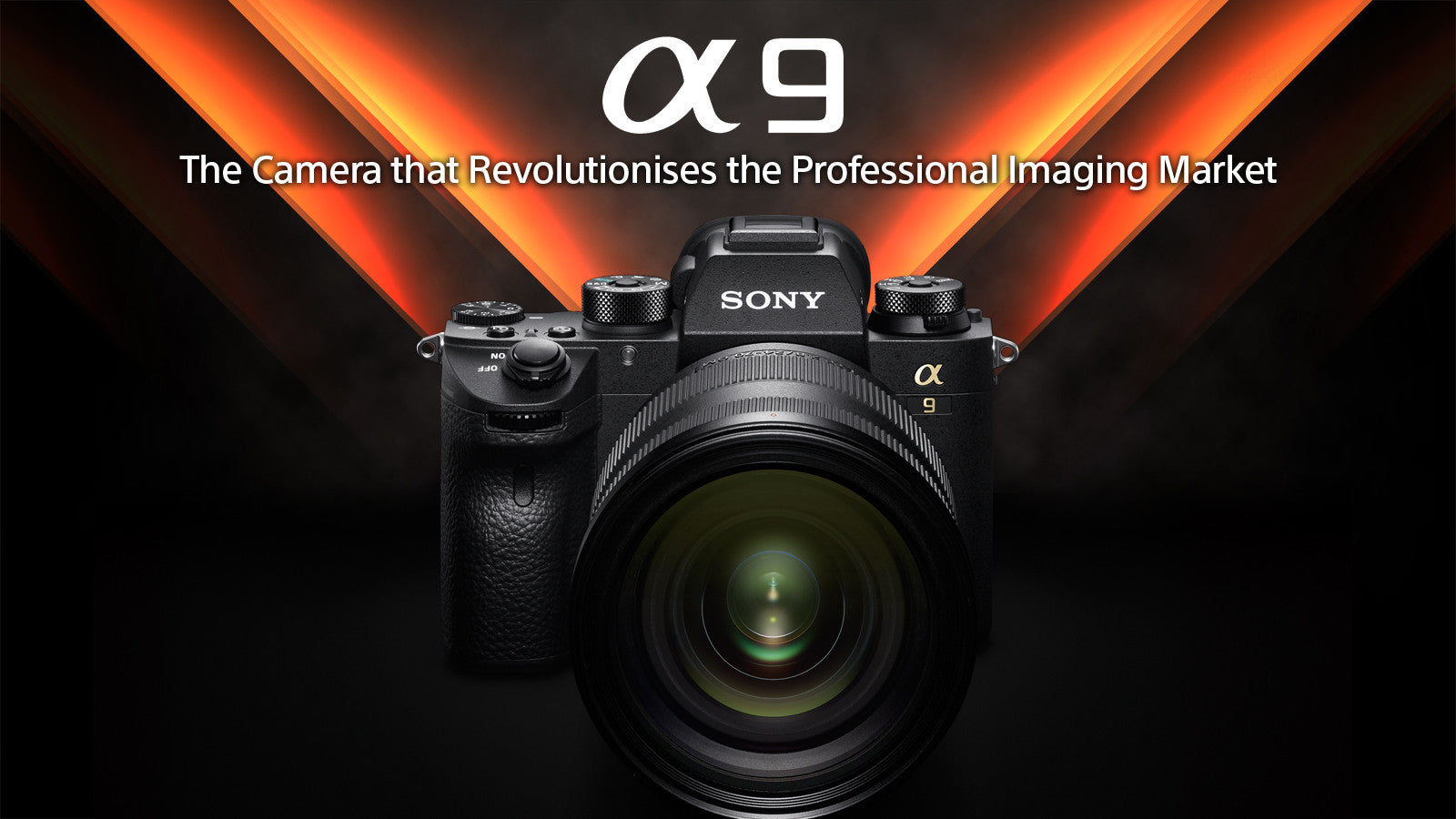 Sony's new a9 is aimed squarely at the sports and action DSLR market