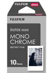 Black and White Instax Mini Film Announced